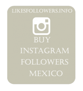 Buy Instagram Followers mexico